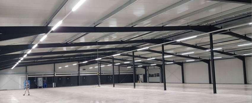 Zwischenstand zum Logistik-Hub Bau in Knetzgau