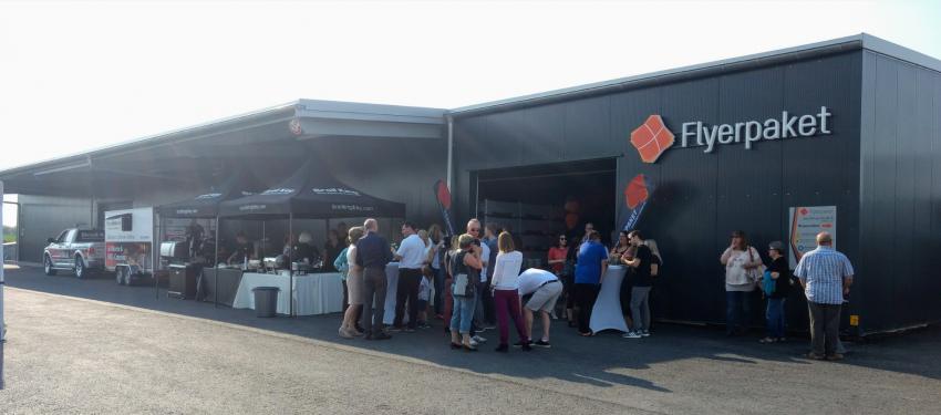 BBQ-Eröffnungsfeier in Knetzgau