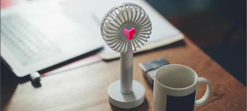 Ventilator werden