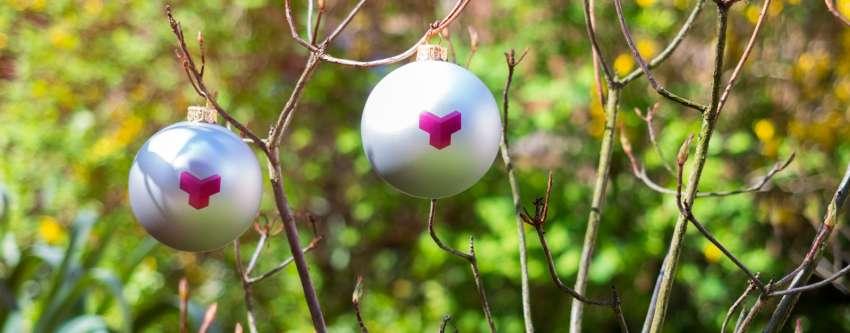 prospega Weihnachtskugeln