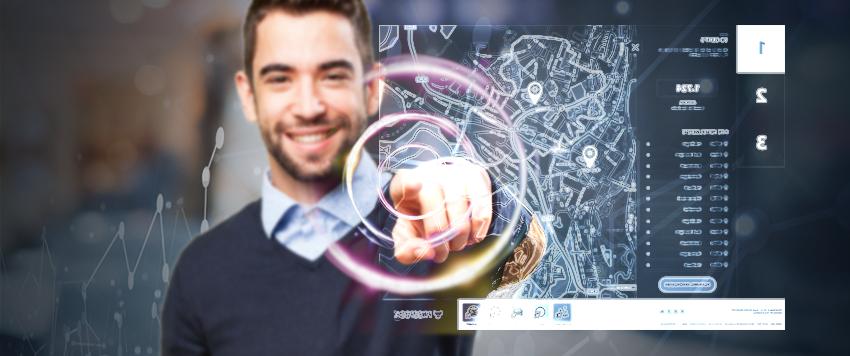 Neue Generation der Mapping Plattform prospegamap für die Mediaplanung von lokaler und bundesweiter Haushaltswerbung ist gestartet