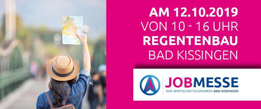 PROSPEGA auf der Jobmesse Bad Kissingen