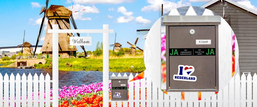 Widerstand gegen die weitere Einführung von Print-Werbeverboten in den Niederlanden
