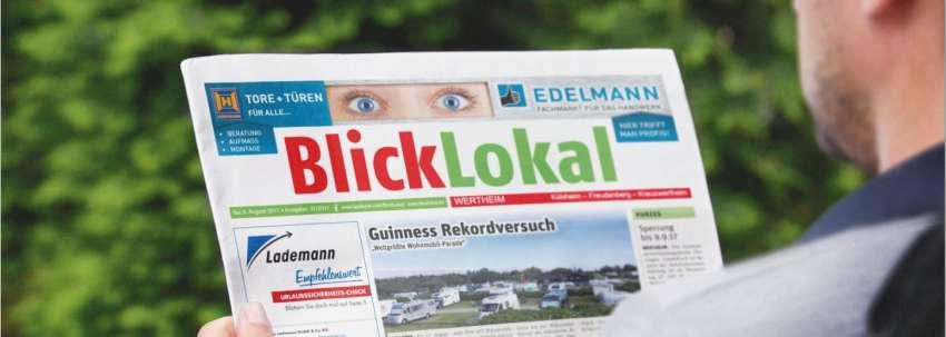 Eine neue Wochenzeitung in Feuchtwangen und Dinkelsbühl am Wochenende