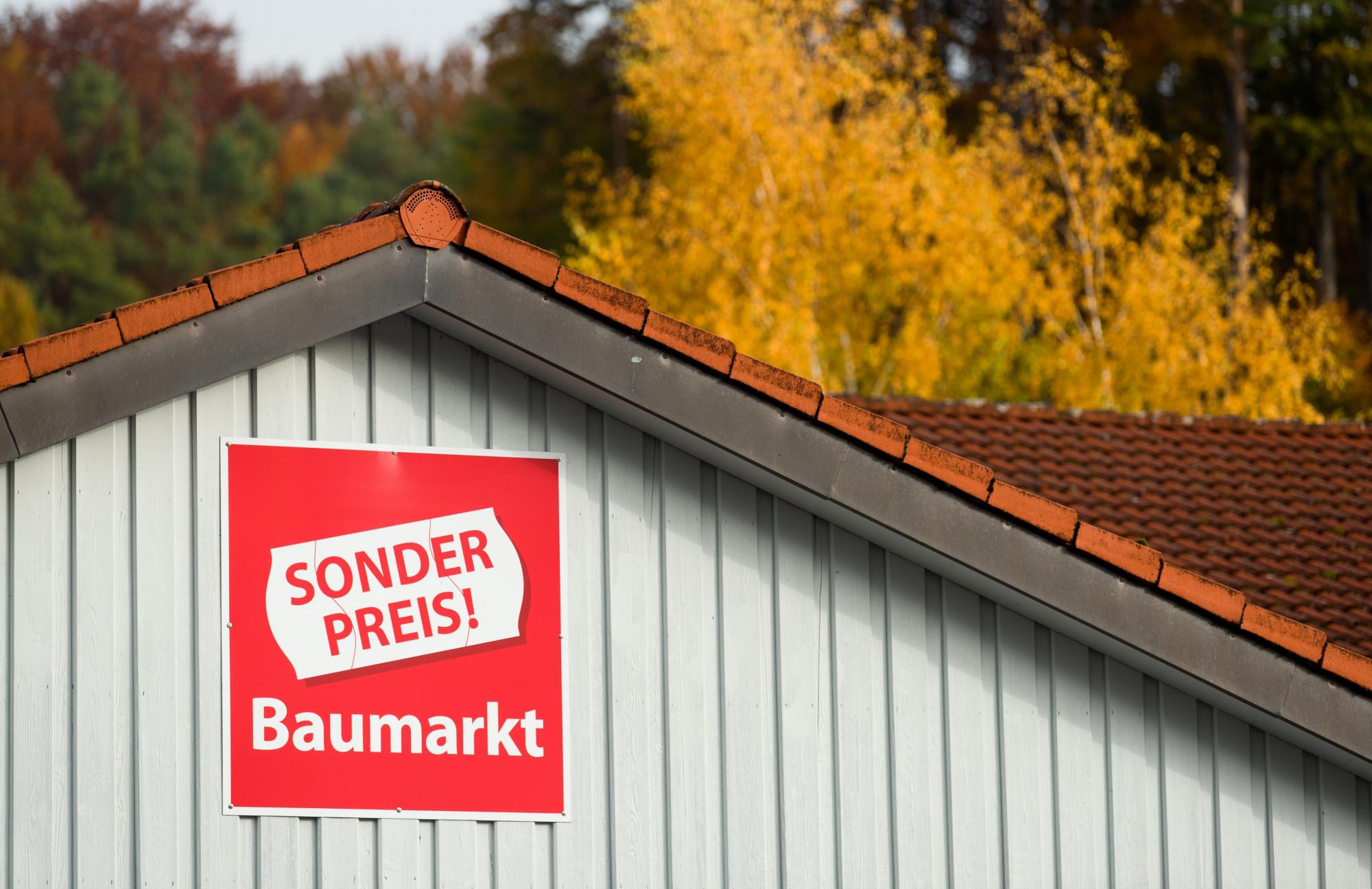 Sonderpreis Baumarkt - ein Baumarkt mit wachsender Bekannthei