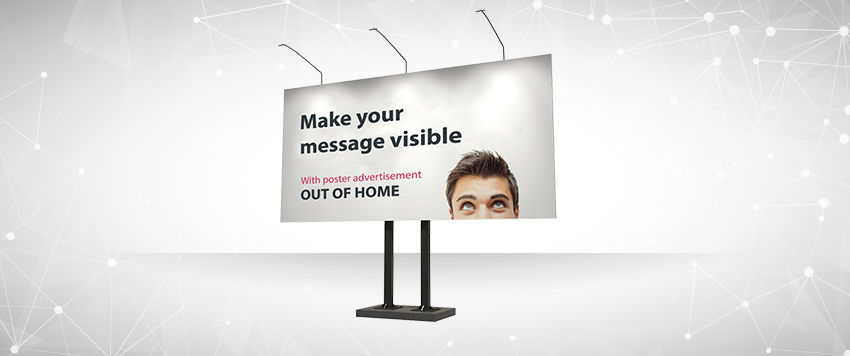 Ob klassische Außenwerbung oder digitale Großflächen, mit prospega planen Sie Ihre Out-of-Home Kampagnen zielgenau.
