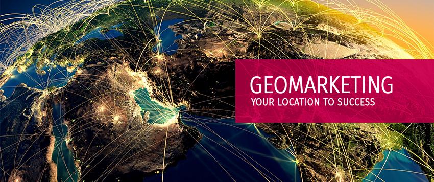 Erfolgskoordinaten mit Geomarketing - Marketing mit dem Blick auf die räumliche Relevanz