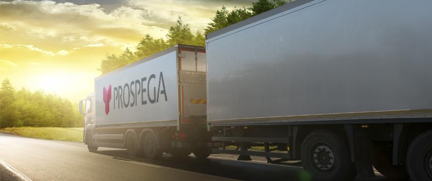 Planung und Steuerung der Kurier- und LKW-Logistik für die Anlieferung von Prospekten, Handzetteln und Flyern