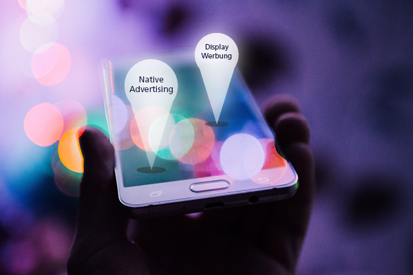 Native Advertising versus Display Werbung - ein Fachartikel