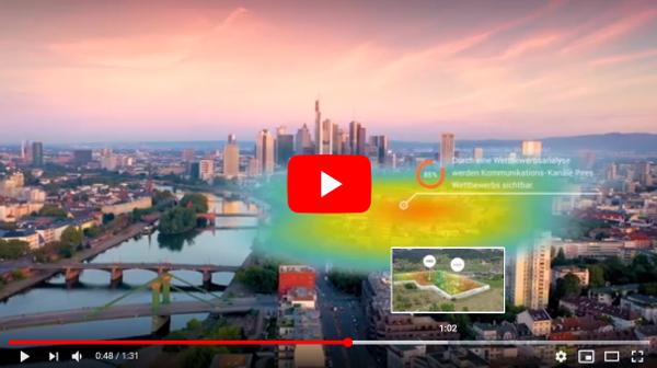 Mit GeoIntelligence Unternehmen besser steuern #Geomarketing